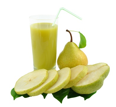 Pear Juice for oily skin