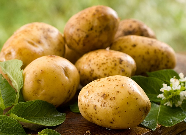 Potato Ayurvedic Treatment for Pimples