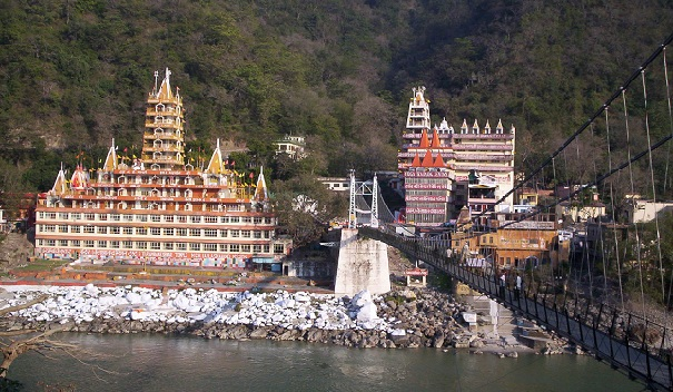 rishikesh_uttarakhand-tourist-places