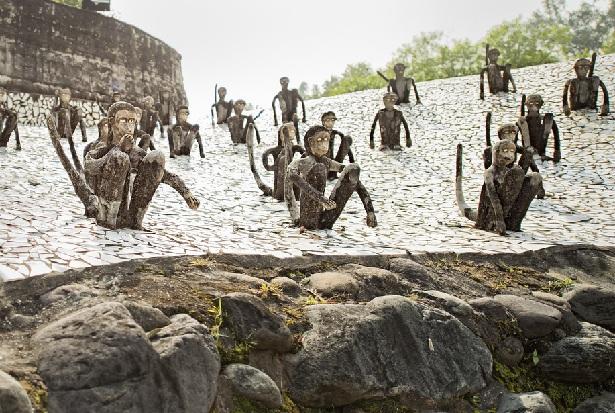 rock-garden_chandigarh-tourist-places