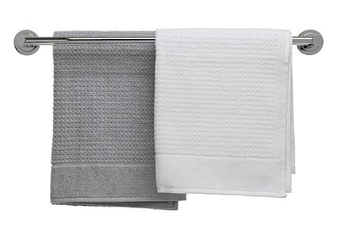 Skin care tips - towel