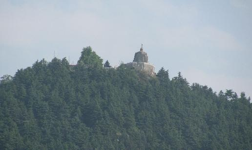 Srinagar Tourist Places to Visit-Shankaracharya Hill