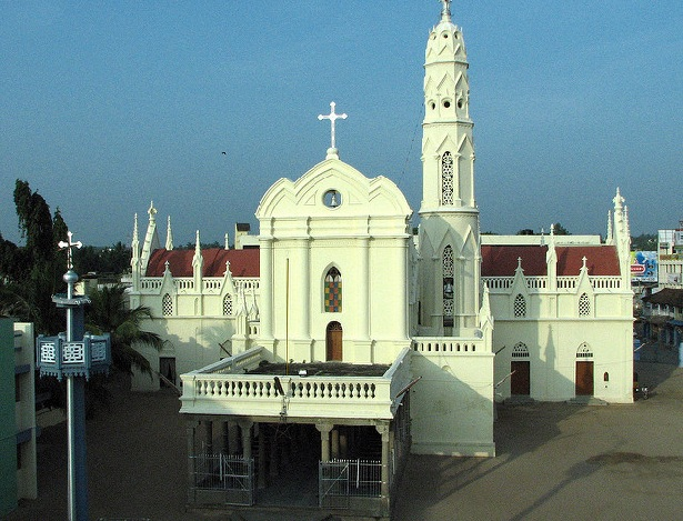 st-xaviers-church_kanyakumari-tourist-places