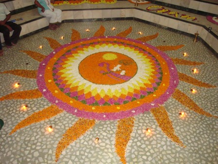9 colourful holi rangoli designs and patterns with