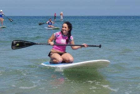 Surf Divas All Girls overnight Surf Camp, California
