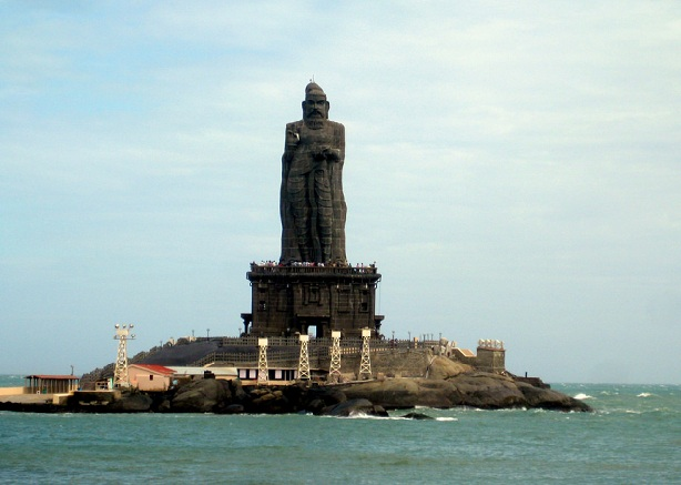 thiruvalluvar-statue_kanyakumari-tourist-places