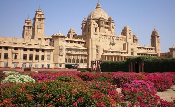 Umaid Bhawan Palace_Jodhpur Tourist Places