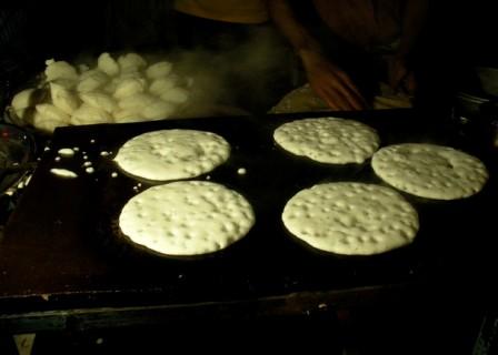 street food in alleppey