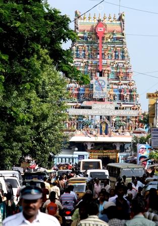 Vadapalani Murugan Temple
