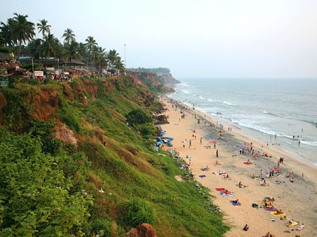Scenic places in kerala