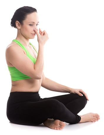 yoga breathing exercises