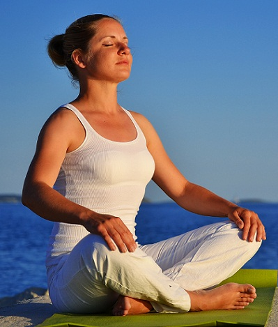 Yoga breathing exercises Main