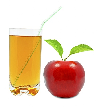 Apple Juice For Glowing Skin
