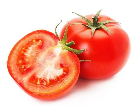 Glowing Skin Food Tomato