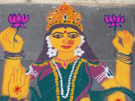 9 best laxmi rangoli designs with pictures styles at life