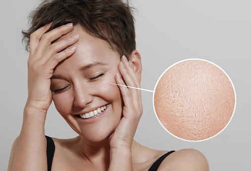 oily skin formation reduce