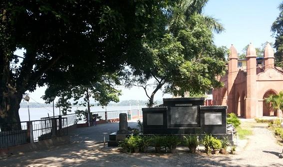 parks-in-guwahati-sukreswar-ghat-park
