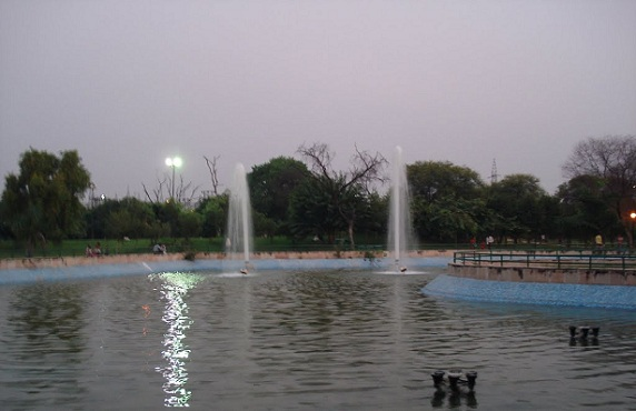 parks-in-lucknow-dr-ram-manohar-lohia-park