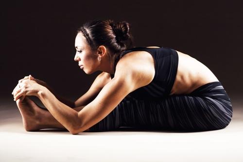 Paschimottanasana Yoga Pose (Forward Bend Pose)