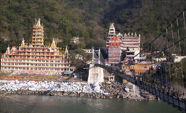 Tourist Places To Visit In Rishikesh