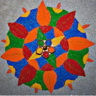 small rangoli designs7