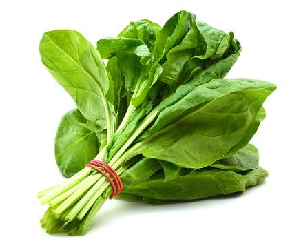 spinach for gs