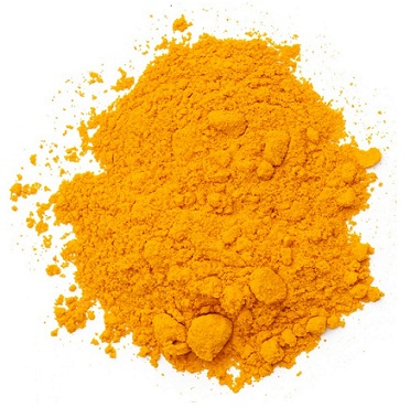turmeric for acn