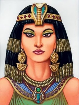 Ancient Egyptian skin acre