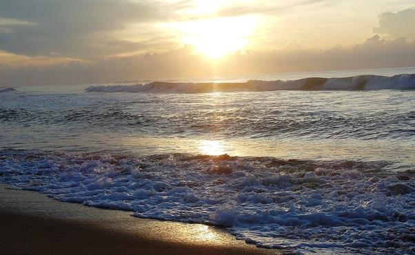 beaches in orissa