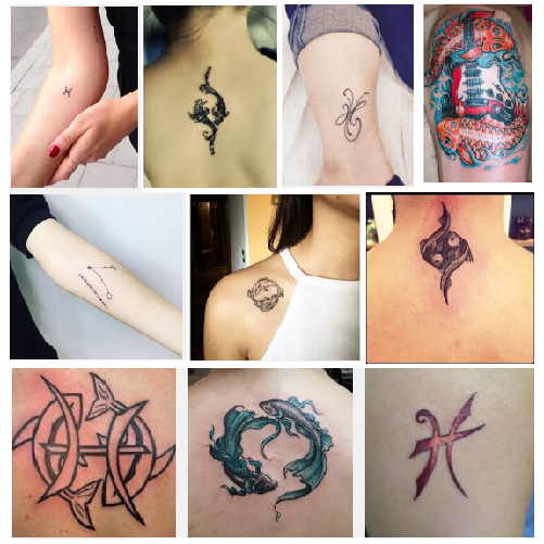 15 Best Pisces Tattoo Designs For Men & Women