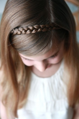 Terrific Top 9 Little Girls Hairstyles Styles At Life Hairstyles For Women Draintrainus