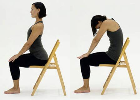 9 simple office yoga poses for instant relaxation  styles