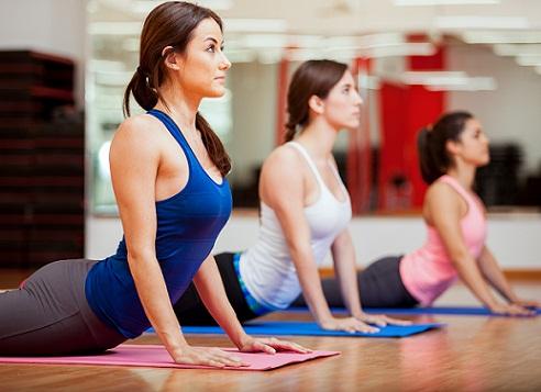 Dhyana Yoga Asanas and Benefits-cobra pose