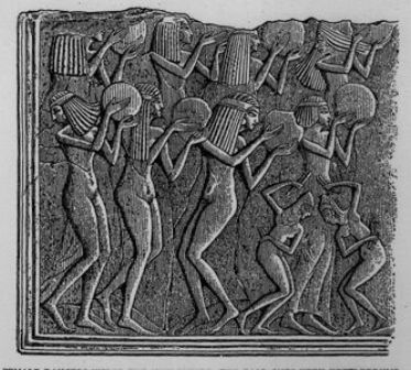 Fitness and Diet of Ancient Egyptians