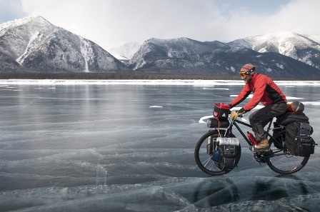 Frozen Cycle Tours