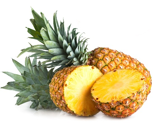 Fruits for Hair Growth - Pineapples