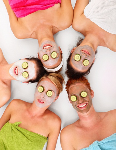 facials for oily skin