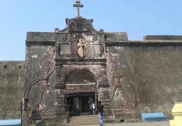 jerome-fort_daman-tourist-places
