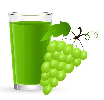 Juices for Weight loss-GRAPES