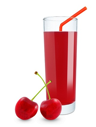 Juices for glowing skin -CHERRIES