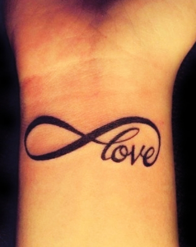 Love in Letters Tattoo