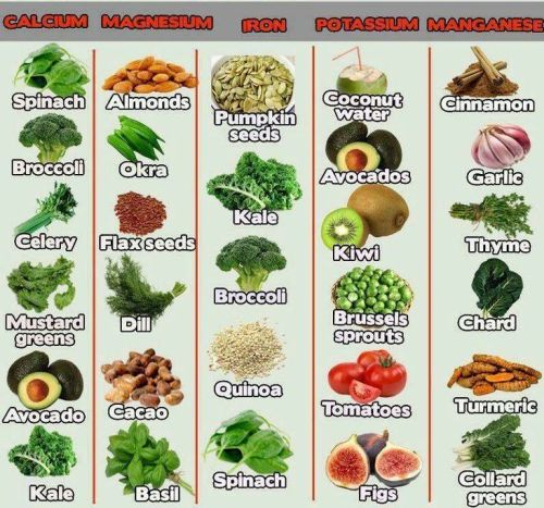 Increase Energy Naturally Foods