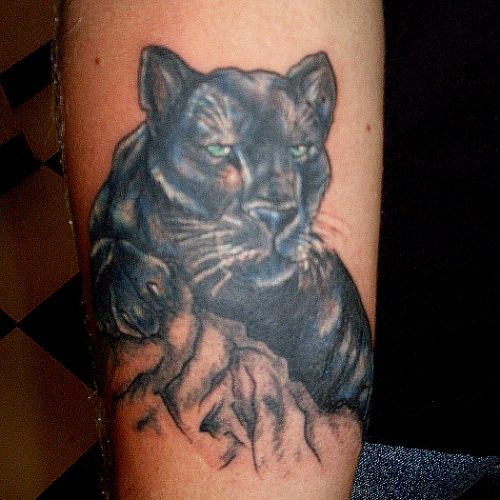15 best panther tattoo designs with meanings styles at life