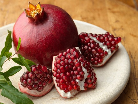 Pomegranates for Hair Growth