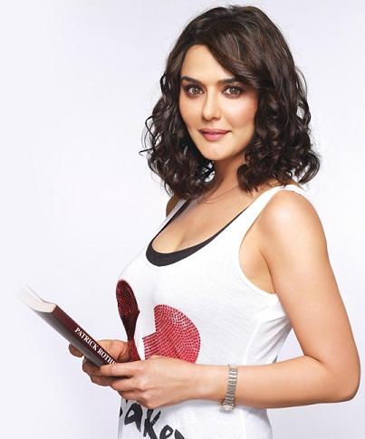 preity zinta beauty tips