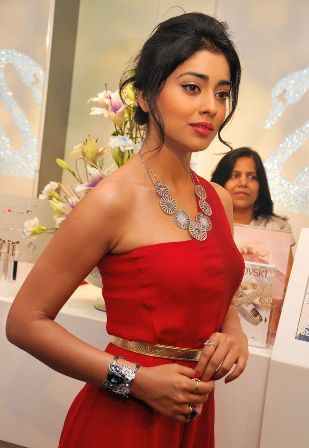 Shriya Saran Beauty Secrets
