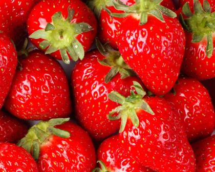 Strawberries for Hair Growth
