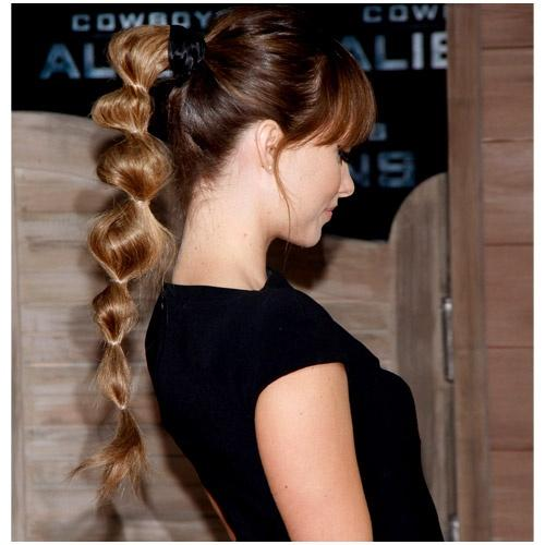 Sensational 15 Simple And Easy Long Ponytail Hairstyles Styles At Life Short Hairstyles Gunalazisus