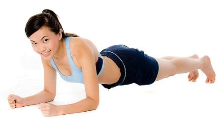Vinyasa Yoga Asanas and Benefits-Plank Exercise1