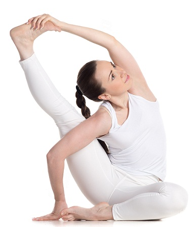 anusara yoga -Sundial Pose